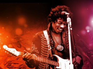 A Birthday Tribute to Jimi Hendrix with Jimi Jeff & The Gypsy Band